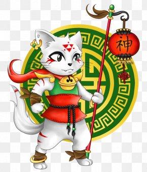 Cat--chinese - DeviantArt Inner Temple Digital Art PNG