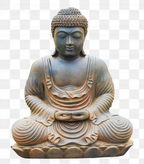 Buddha Statue - Golden Buddha Gautama Buddha PNG