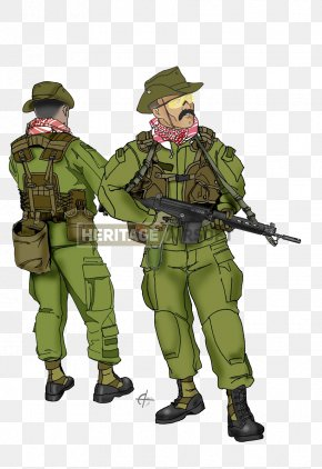 Military - Soldier Military Junta Army Airsoft PNG