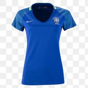 Jersey Of France Football Team - Brazil National Football Team T-shirt 2018 World Cup 2016–17 Segunda División La Liga PNG