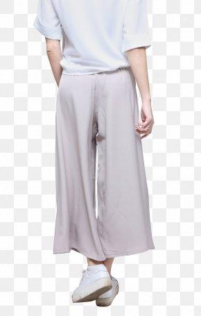 Lilac - Clothing Waist Skirt Pants Abdomen PNG