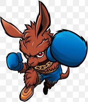 Boxing - Boxing Kangaroo Drawing Boxing News PNG