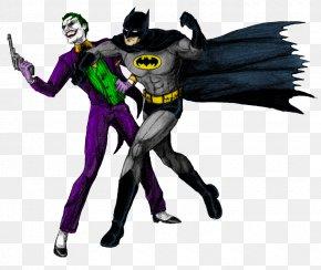 Batman Joker Image - Joker Batman Two-Face Robin Cartoon PNG