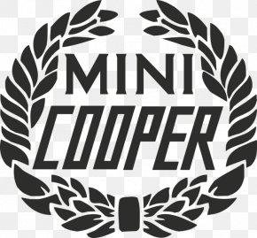 Mini Cooper Logo - MINI Cooper Car BMW Logo PNG