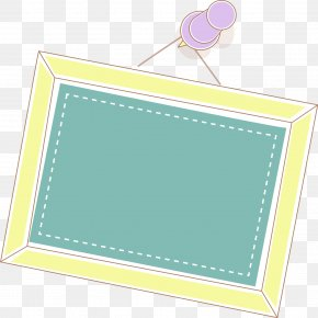 Note Sign Tag - Picture Frame Material Area Pattern PNG