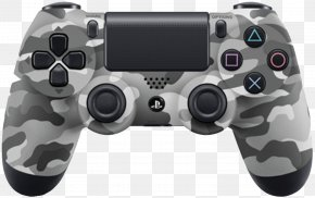 Ps4 Controller Army Soldier Console - PlayStation 4 PlayStation 3 GameCube Controller Game Controllers DualShock PNG