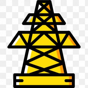 Iron Sets - Electricity Transmission Tower Architectural Engineering Energy Icon PNG