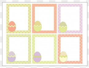 Easter - Paper Easter Credit Card Bites And Stings PNG