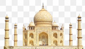 India Taj Mahal Attractions - Taj Mahal Khajuraho Group Of Monuments The Red Fort New7Wonders Of The World Golden Triangle PNG