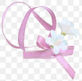 Pink Ribbon - Pink Ribbon Pongee PNG
