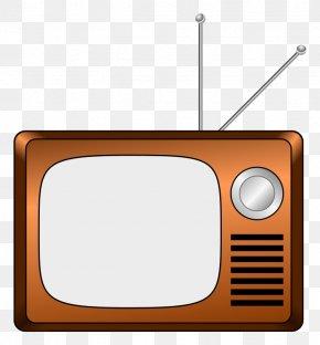 TV Cliparts - Television Cartoon Drawing Clip Art PNG