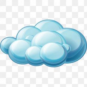 Cloud - Rain Cloud ICO Icon PNG
