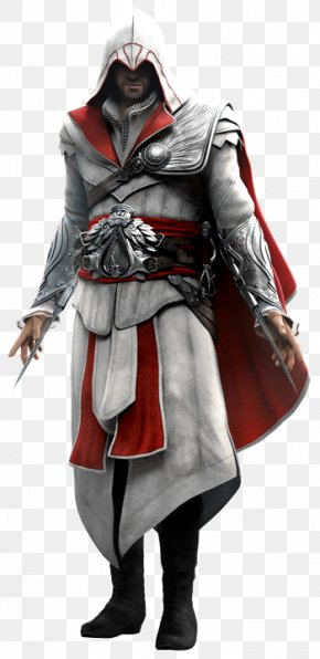 Assassin's Creed II Assassin's Creed: Brotherhood Assassin's Creed: Revelations Ezio Auditore PNG