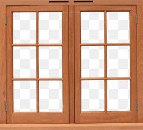 Wood Window - Window Wood Framing Lumber Door PNG