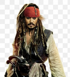 Pirates Of The Caribbean - Jack Sparrow Pirates Of The Caribbean: The Curse Of The Black Pearl Elizabeth Swann Johnny Depp PNG
