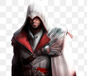 Assassins Creed - Assassin's Creed: Brotherhood Assassin's Creed II Ezio Auditore Assassin's Creed: Anthology PNG