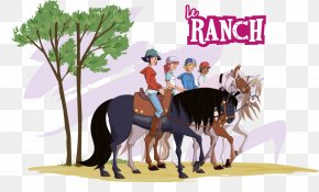 Horse - Pony Horse Ranch Farm Pack Animal PNG