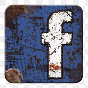 Steel - Facebook YouTube Social Media Icon Design PNG