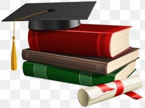 Cap - Square Academic Cap Graduation Ceremony Academic Degree Clip Art PNG