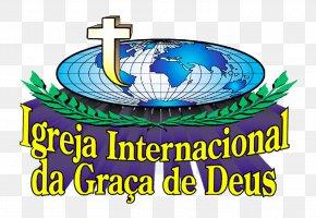 Igreja - International Grace Of God Church Logo Neo-charismatic Movement Grace In Christianity Christian Church PNG