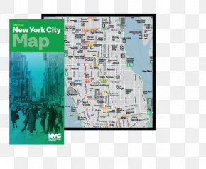 New York City Map - City Map Guides Of New York Neighbourhood PNG