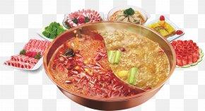 Winter Hot Pot - Chongqing Hot Pot Download Lamb And Mutton PNG