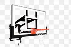 Basketball Rim - Backboard Basketball Canestro Net Spalding PNG