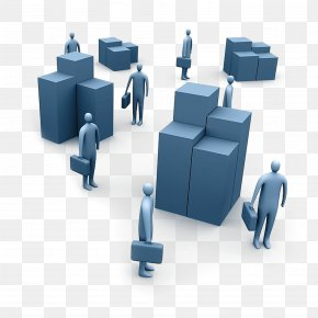 Blue Cube And Villain - Human Resources Human Resource Management Dispatched Labor Outsourcing PNG