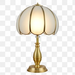 French Table Lamp Lighting Lamps - Lighting LED Lamp PNG