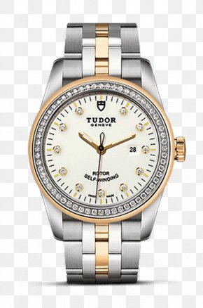 Watch - Tudor Watches Rolex Diamond Automatic Watch PNG