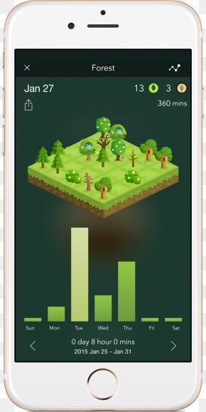 Android - Android App Store Forest PNG