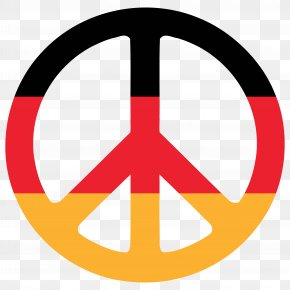 Germ Cliparts - Flag Of Germany Peace Symbols International Fellowship Of Reconciliation Clip Art PNG