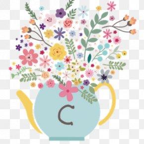 Flower - Teapot Flower PNG