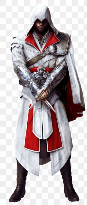Assassin's Creed: Brotherhood Assassin's Creed II Assassin's Creed: Ezio Trilogy Ezio Auditore PNG