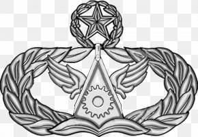 Civil Engineering - Badges Of The United States Air Force PNG