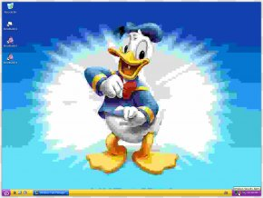 Donald Duck - Donald Duck Daisy Duck Mickey Mouse PNG