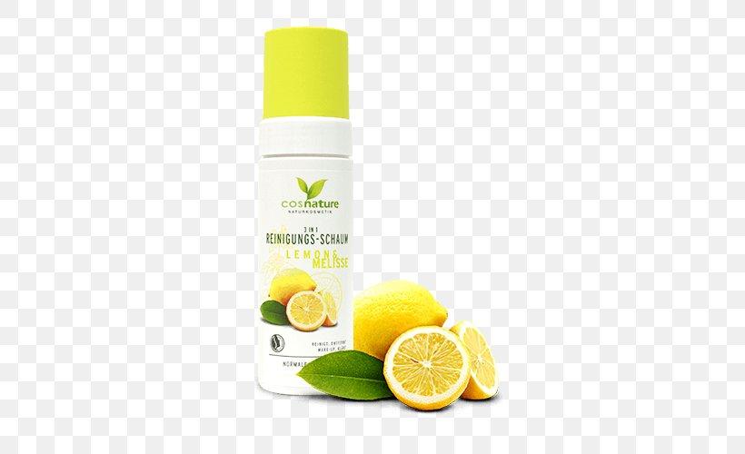 Lemon Balm Lime Lemon Juice Lotion, PNG, 540x500px, Lemon, Best, Citric Acid, Citrus, Cleanser Download Free