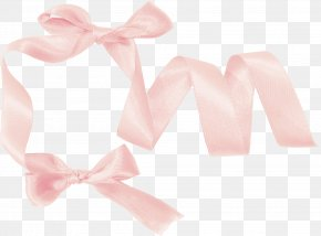 Pink Ribbon Tie - Pink Ribbon Pink Ribbon PNG