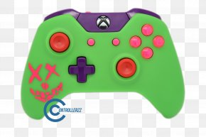 Products Box - Xbox One Controller Game Controllers Xbox 360 Controller PlayStation 4 PNG