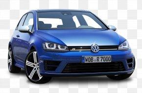 Volkswagen Golf Blue Car - 2014 Volkswagen Golf Volkswagen Golf R Car International Motor Show Germany PNG