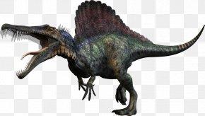 Dinosaur - Spinosaurus Carnivores: Dinosaur Hunter Tyrannosaurus Giganotosaurus Dinosaur Size PNG