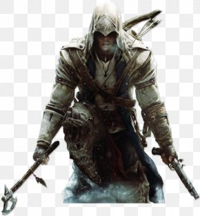 Assassins Creed - Assassin's Creed III Assassin's Creed: Brotherhood Ezio Auditore Connor Kenway PNG
