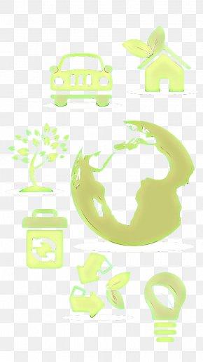 Logo Yellow - Green Text Yellow Font Logo PNG