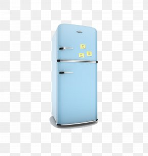 Refrigerator - Refrigerator Home Appliance Icon PNG