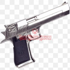 Weapon - Trigger IMI Desert Eagle Gun Barrel Magnum Research .50 Action Express PNG