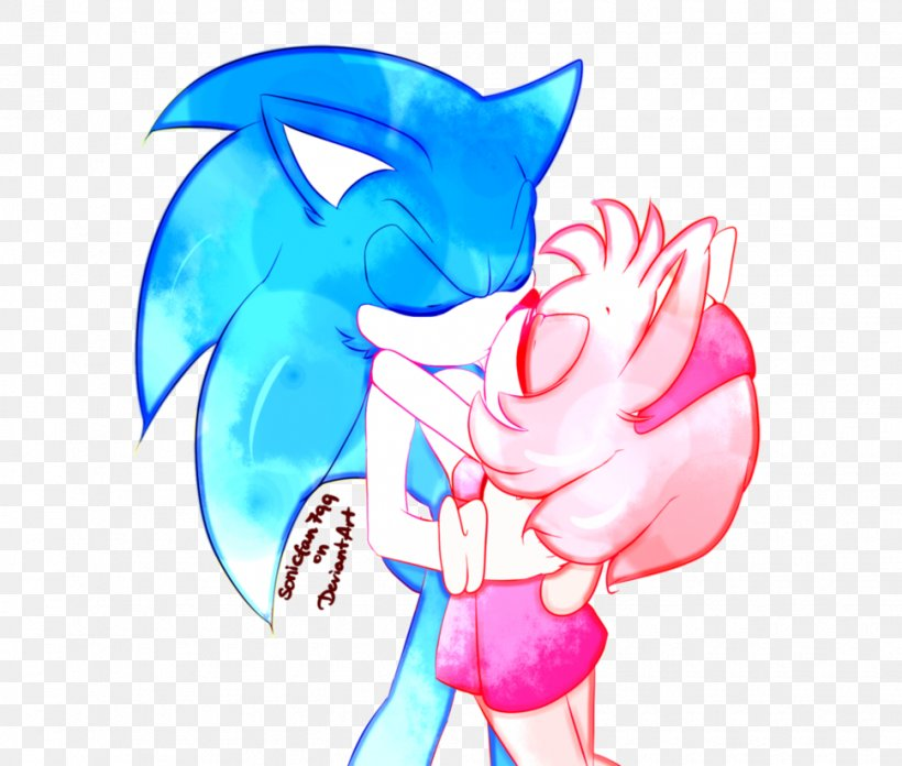 Ariciul Sonic Amy Rose Fan Art Tails Png 970x824px Watercolor Cartoon Flower Frame Heart Download Free