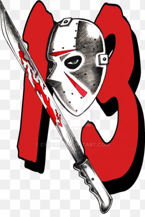 Red Friday - Jason Voorhees Friday The 13th: The Game Drawing Art PNG