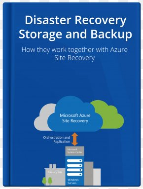 Disaster Recovery - Microsoft Azure Disaster Recovery Amazon Web Services Data Recovery Cloud Computing PNG