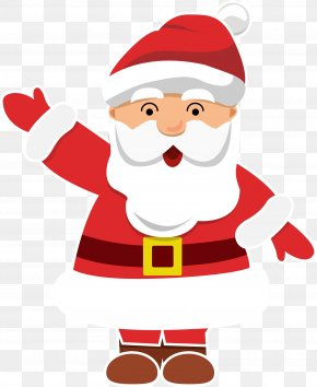 Santa Claus - Santa Claus Christmas Day Clip Art Secret Santa PNG
