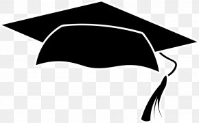 Graduation Hat - Square Academic Cap Graduation Ceremony Academic Dress Diploma Clip Art PNG
